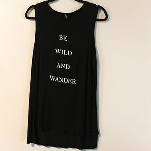 H&M Tops - Be wild and wonder 2111